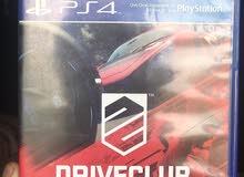 drive club PlayStation cd