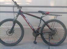 دراجة هوائية سايكل گير والہ bicycle has qear