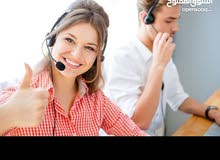 الرجاء التواصل واتساب فقط مطلوب موظفات sales لشركة  توصيل