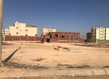 قطعة ارض سكنية في مدينة برج العرب