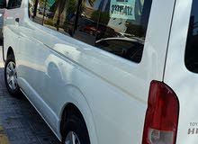 Toyota hiace 2012 one year passing insurance good condition new tyre