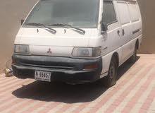 Mitsubishi van doR