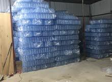 مصنع قوارير مياه فارغه للبيع بسعر عرطه ...28 الف دولار