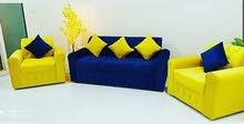 أريكة للبيع الضابط العلامة التجارية الجديدة sofa for sale new  brand new in low cost living room