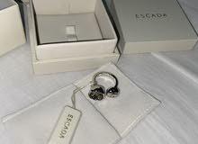 brand new ESCADA RING