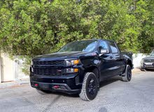 Chevrolet Silverado Z71double cabin Trail Boss V8 2019