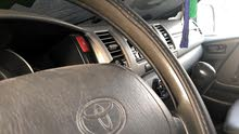 Toyota Hiace 2008 373500Km , inside and out side is neat and clean . please call