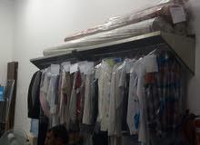 اغراض محل كي ملابس (landury)