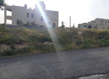 قطعة ارض مميزة ومرتفعة على شارعين في ضاحية الرشيد للبيع