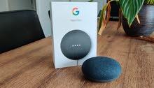جوجل هوم الإصدار الثاني جديد / Google home nest mini