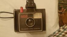 لهواة الانتيك القديم كاميرا بولارويد سنة 1973