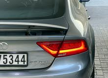 Audi A7 serviced only by agency