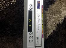 Used Samsung VHS Player And Recorder