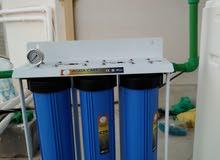 جهاز جامبوCCK لتنقية مياه المنزل كامل لحمايه الشعر من التساقط ومن تقرحات الجلد