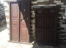 باب تراثي مع الجامه