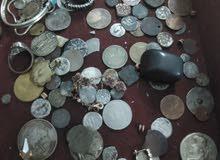 عملات وتحف واحجار طوابع وختم للبيع