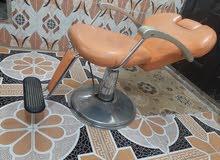 كرسي حلاقه ايطالي