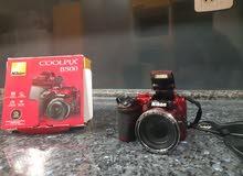 camera nikon coolpix b500 a vendre