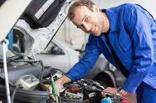كهربائي سيارات Car electrician