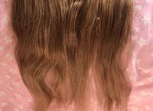اكستنشن شعر طبيعي 100٪