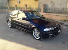 Manual BMW 2001 for sale - Used - Gharyan city