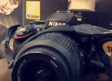 Nikon D5100  كاميرا نيكون
