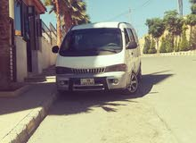 Renting Kia cars, Borrego 2001 for rent in Amman city