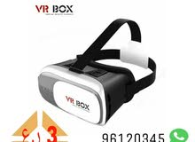 نظارات الواقع الافتراضي VR بسعر خيالي