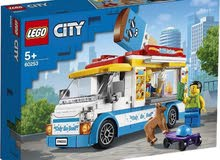 LEGO  Ice-Cream Truck             مع خدمة التوصيل