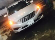 Hyundai Sonata 2017 For sale - Grey color