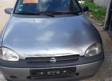 Opel Corsa 1998 For sale - Grey color
