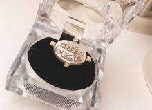 خاتم ملكي فضه ايطالي عيار 925 للنساء و الرجال - مجوهرات رااقيه