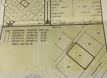 ارض للبيع مخطط طيمساء ولاية نزوى