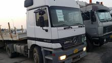 Mercedes Truck head and Flat bed (16) for sale