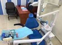عيادة طب عام وأسنان للبيع