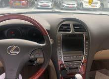 Gold Lexus ES 2008 for sale