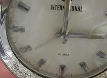 للبيع ساعة قديمة انتيك نوعINTERNATONAL