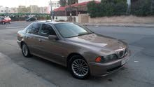 Automatic Gold BMW 2003 for sale