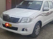 Manual Toyota 2013 for sale - Used - Ibri city