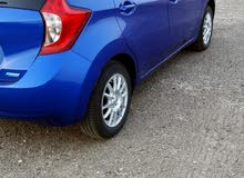 For sale 2014 Blue Versa