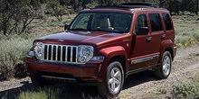 Gasoline Fuel/Power   Jeep Liberty 2009