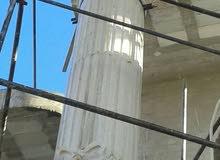 رخام،حجر واجهات صناعي