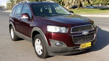 chevrolet captiba model.2012 for sale