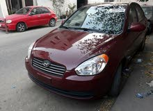 Used condition Hyundai Accent 2008 with 140,000 - 149,999 km mileage