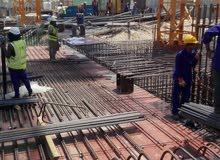 نحن مقاول نجارة وحدادة بناء الهيكل العضم توريد وتركيب 0508636162