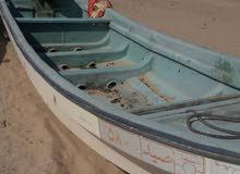 قارب 18قدم جيباني ومكينه 40
