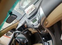 Hyundai Elantra 2014 - Used