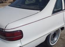 White Chevrolet Caprice 1991 for sale