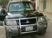 Mitsubishi Pajero 2006 For sale - Black color