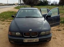 Used condition BMW 520 1999 with 1 - 9,999 km mileage